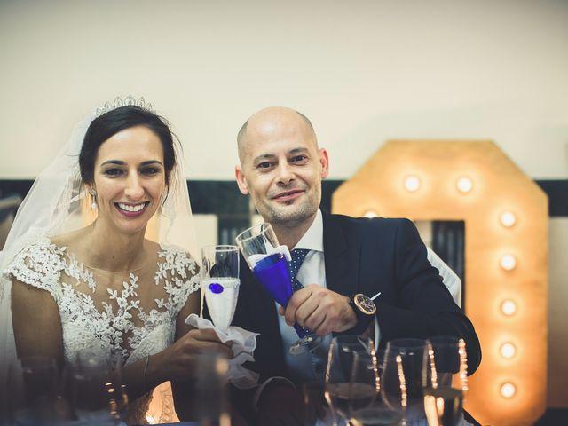 La boda de Nieves y Pedro en Ávila, Ávila 79