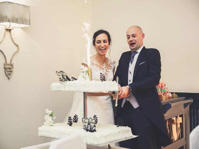 La boda de Nieves y Pedro en Ávila, Ávila 80