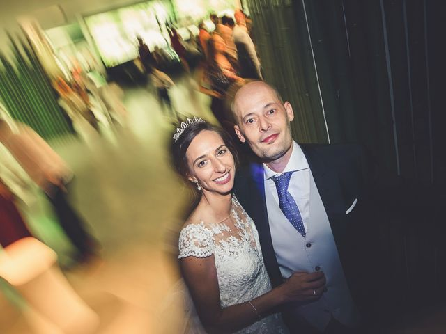 La boda de Nieves y Pedro en Ávila, Ávila 86