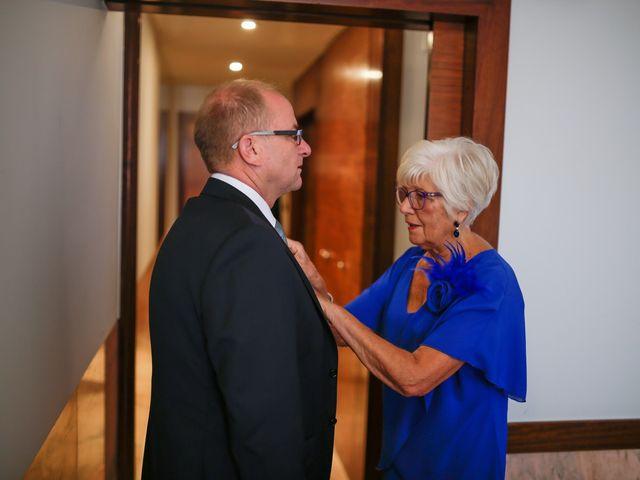 La boda de David y Mari Carmen en Beniajan, Murcia 6