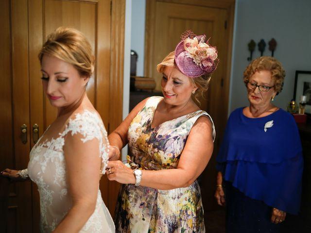 La boda de David y Mari Carmen en Beniajan, Murcia 10