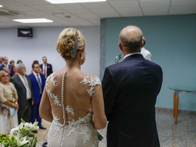 La boda de David y Mari Carmen en Beniajan, Murcia 15