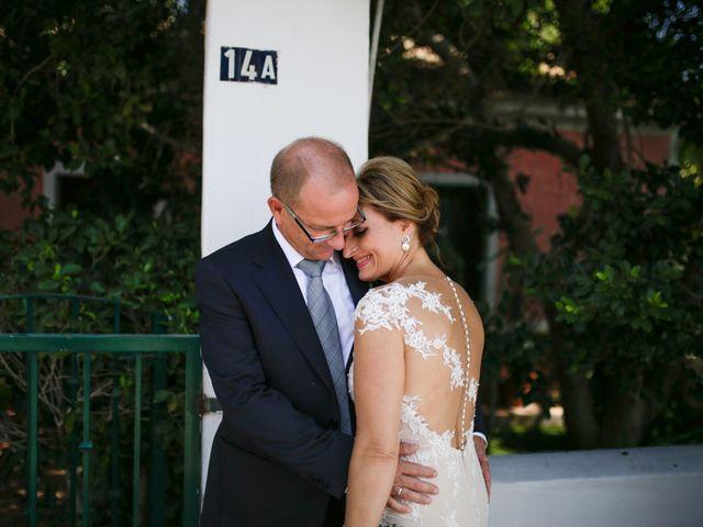 La boda de David y Mari Carmen en Beniajan, Murcia 16