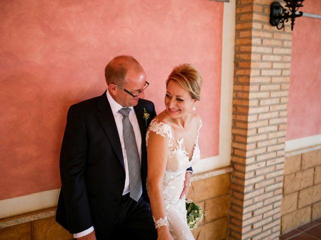La boda de David y Mari Carmen en Beniajan, Murcia 19