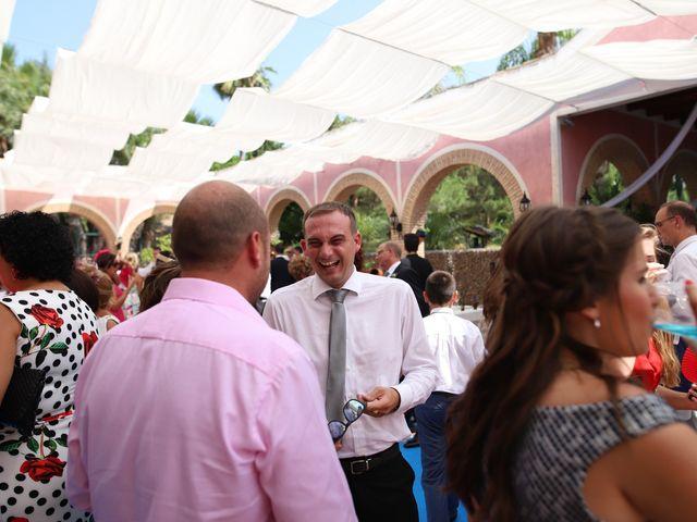 La boda de David y Mari Carmen en Beniajan, Murcia 21