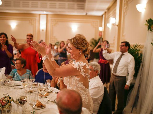 La boda de David y Mari Carmen en Beniajan, Murcia 25