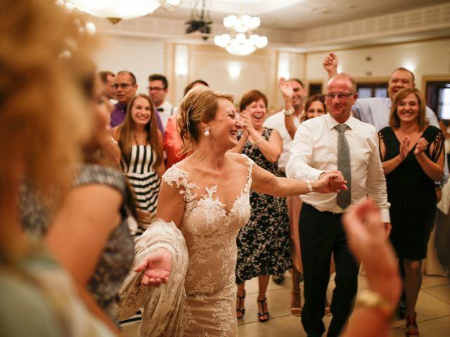 La boda de David y Mari Carmen en Beniajan, Murcia 26