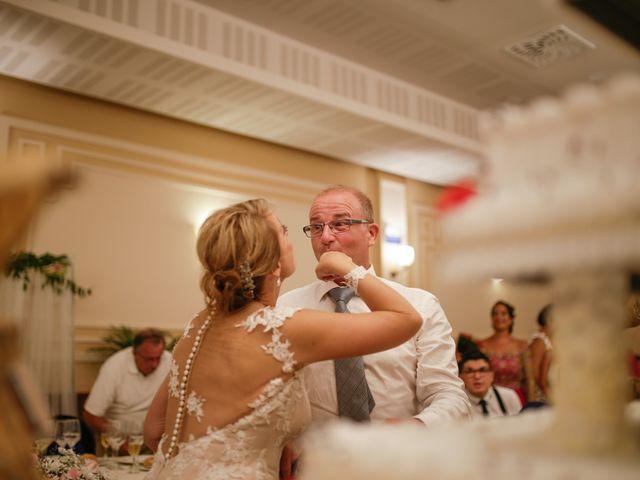 La boda de David y Mari Carmen en Beniajan, Murcia 28