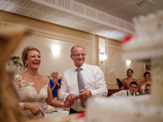 La boda de David y Mari Carmen en Beniajan, Murcia 29