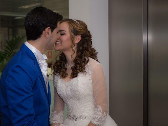 La boda de Eliezer y Alba en Murcia, Murcia 16