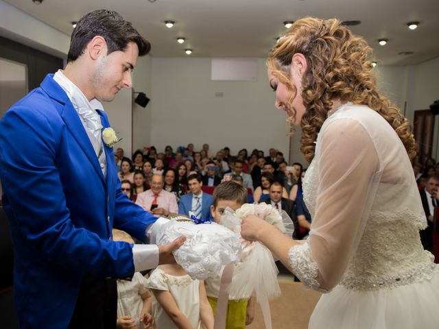 La boda de Eliezer y Alba en Murcia, Murcia 18