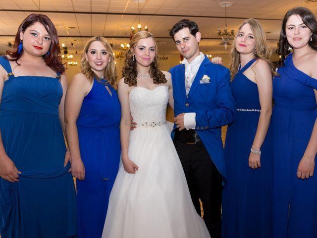 La boda de Eliezer y Alba en Murcia, Murcia 23