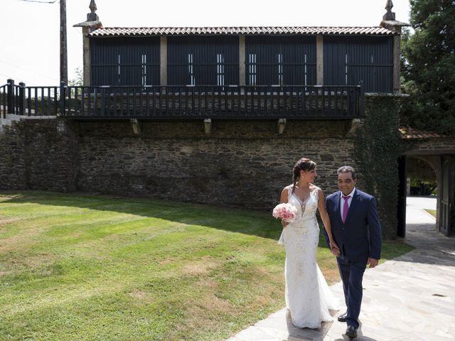 La boda de Jose y Sonya en Santiso (Santa Maria), A Coruña 20