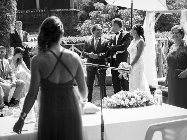 La boda de Jose y Sonya en Santiso (Santa Maria), A Coruña 21