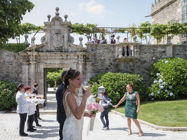 La boda de Jose y Sonya en Santiso (Santa Maria), A Coruña 29