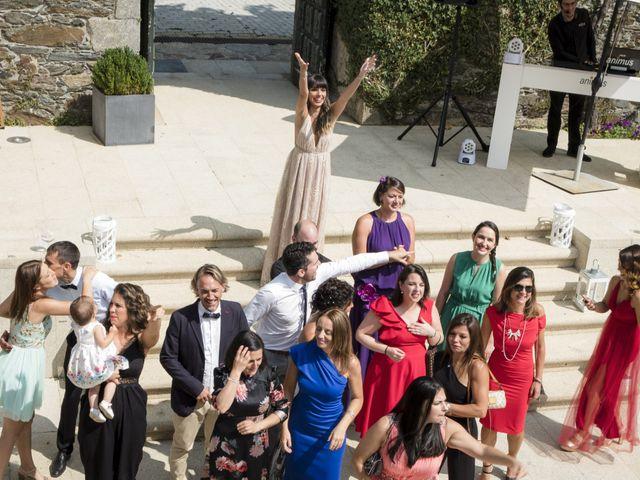 La boda de Jose y Sonya en Santiso (Santa Maria), A Coruña 31