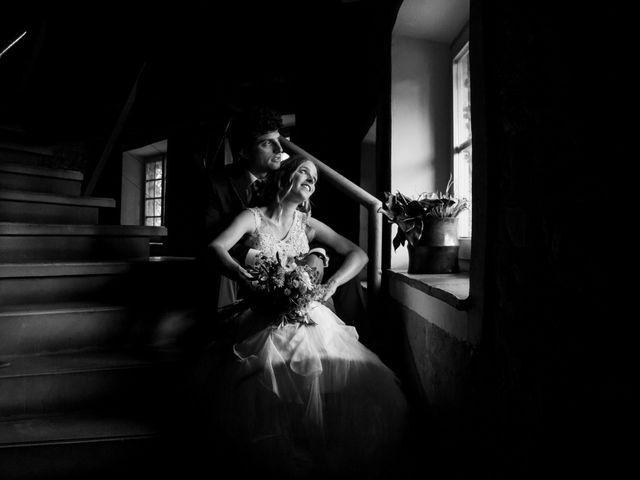 La boda de Floor y Sergio