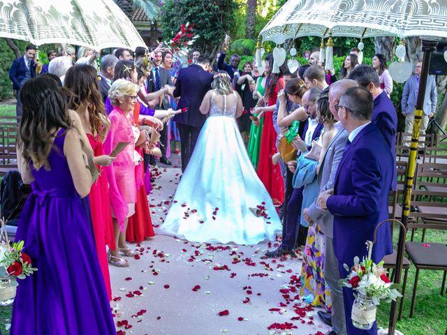 La boda de Alejandro y Paloma en Elx/elche, Alicante 1
