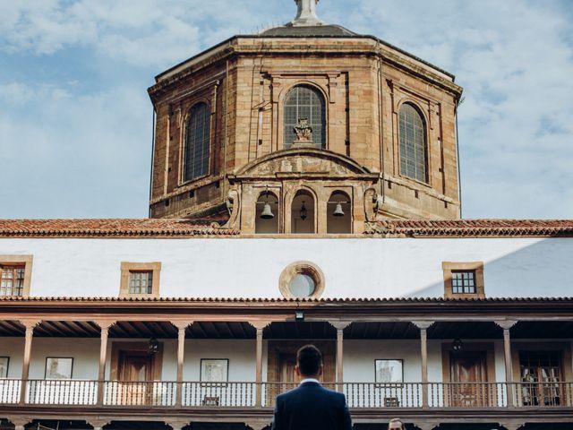 La boda de Adrián y Aida en Valdesoto, Asturias 14