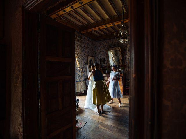 La boda de Adrián y Aida en Valdesoto, Asturias 25