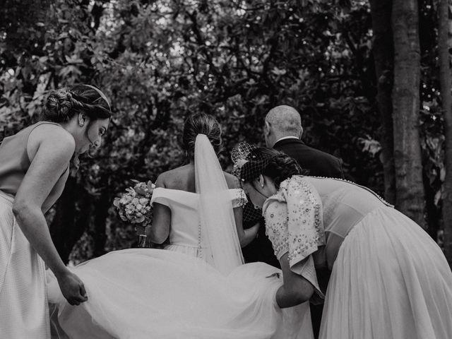 La boda de Adrián y Aida en Valdesoto, Asturias 35