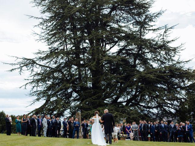 La boda de Adrián y Aida en Valdesoto, Asturias 38