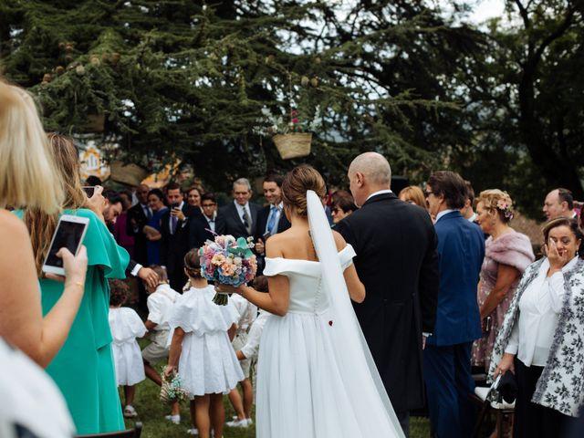 La boda de Adrián y Aida en Valdesoto, Asturias 40