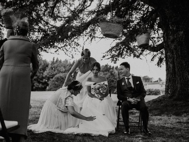 La boda de Adrián y Aida en Valdesoto, Asturias 41