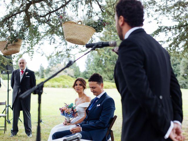 La boda de Adrián y Aida en Valdesoto, Asturias 42