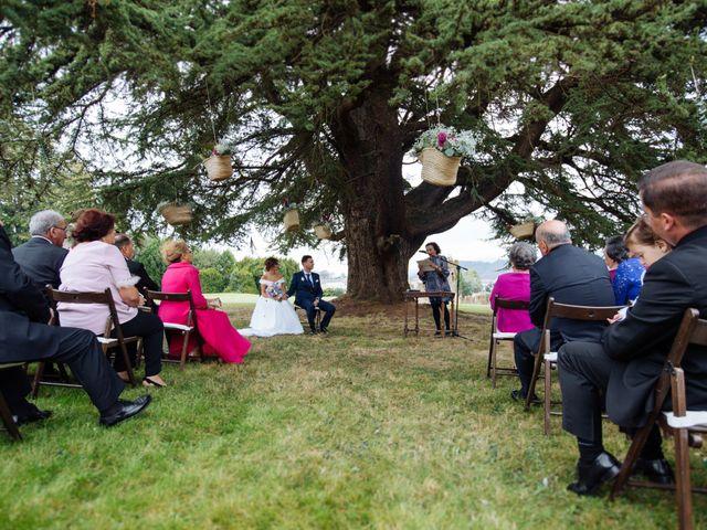 La boda de Adrián y Aida en Valdesoto, Asturias 44