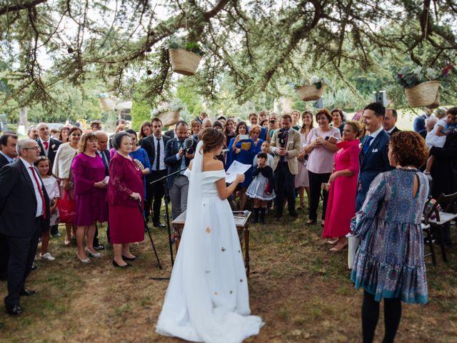La boda de Adrián y Aida en Valdesoto, Asturias 49