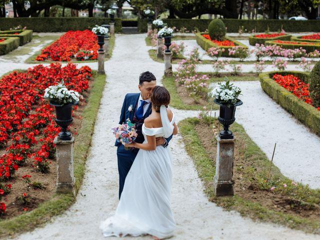La boda de Adrián y Aida en Valdesoto, Asturias 63