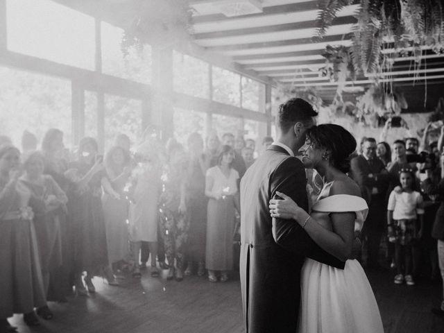 La boda de Adrián y Aida en Valdesoto, Asturias 76