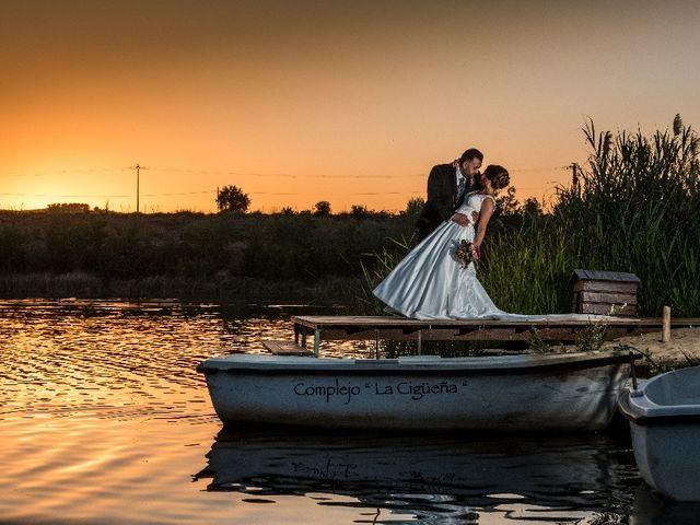 La boda de Virginia   y Jonatan