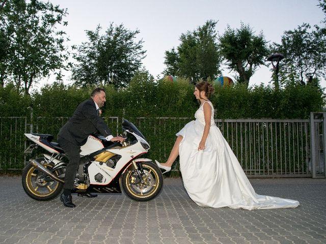 La boda de Jonatan   y Virginia   en Arganda Del Rey, Madrid 1