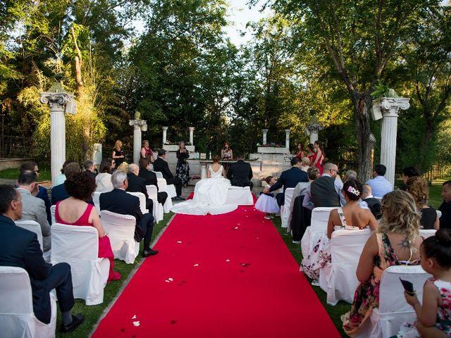 La boda de Jonatan   y Virginia   en Arganda Del Rey, Madrid 3