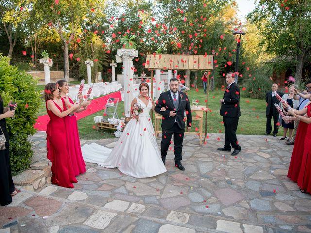 La boda de Jonatan   y Virginia   en Arganda Del Rey, Madrid 5