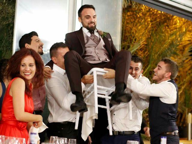La boda de Alfonso y Noelia  en Sant Vicent Del Raspeig/san Vicente Del, Alicante 1