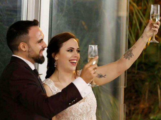 La boda de Alfonso y Noelia  en Sant Vicent Del Raspeig/san Vicente Del, Alicante 2