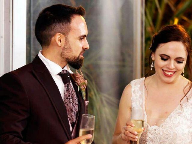 La boda de Alfonso y Noelia  en Sant Vicent Del Raspeig/san Vicente Del, Alicante 11