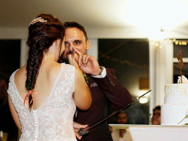 La boda de Alfonso y Noelia  en Sant Vicent Del Raspeig/san Vicente Del, Alicante 14
