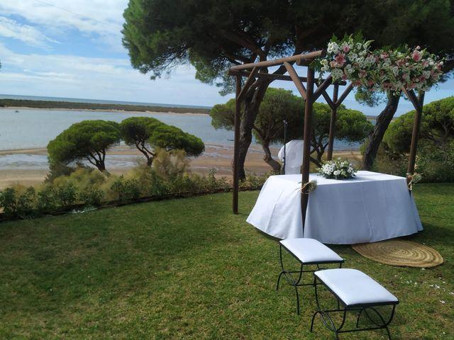 La boda de Sara y Alberto en El Rompido, Huelva 4