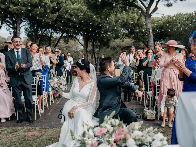 La boda de Sara y Alberto en El Rompido, Huelva 5