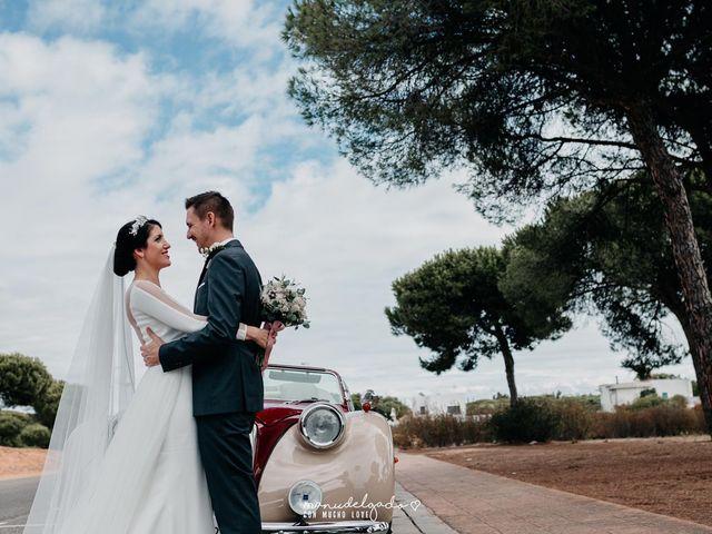 La boda de Alberto y Sara
