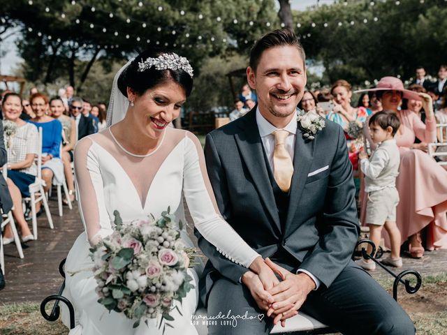 La boda de Sara y Alberto en El Rompido, Huelva 8