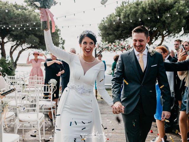 La boda de Sara y Alberto en El Rompido, Huelva 9