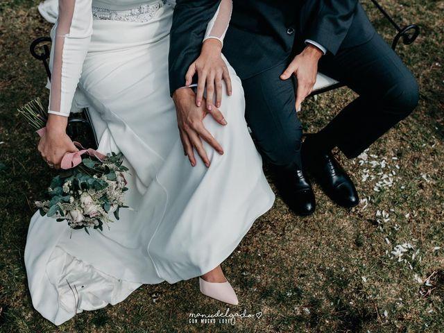 La boda de Sara y Alberto en El Rompido, Huelva 1