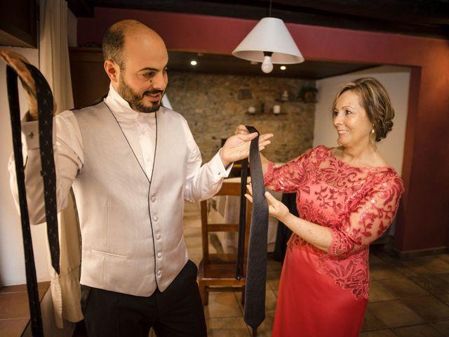 La boda de Paolo y Anna en Torroella De Montgri, Girona 7