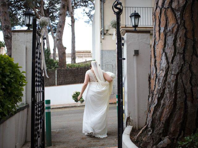 La boda de Paolo y Anna en Torroella De Montgri, Girona 18