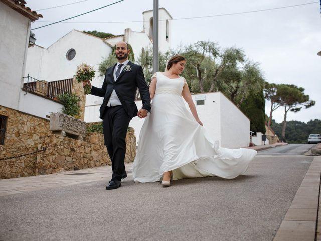 La boda de Paolo y Anna en Torroella De Montgri, Girona 26